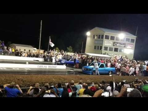 Doc from street outlaws vs Bipolar! Great race!