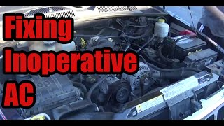 2008 Jeep Grand Cherokee Evaporator And Heater Core