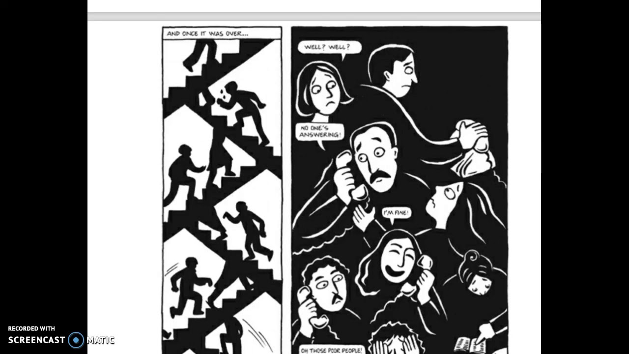 Audio Persepolis Ch 13 Ch 14 Youtube