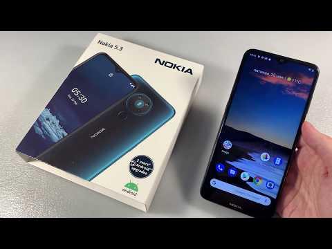 Обзор Nokia 5.3 4/64GB