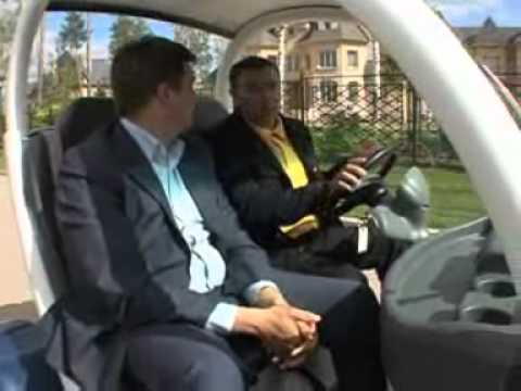 Арас Агаларов для Bloomberg TV.Agalarov Estate, 21.06.2010