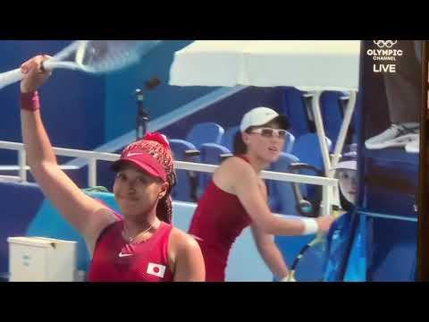 Naomi Osaka Beats Zheng Saisai In Straight Sets At Tokyo Olympics - Top Favorite With Barty Upset