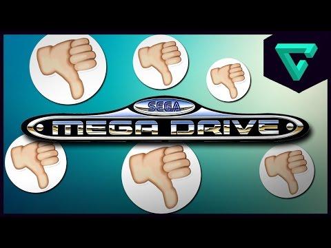 TOP 5 PEORES JUEGOS DE MEGA DRIVE – SEGA GENESIS | TGN