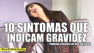 PRIMEIROS SINTOMAS DE GRAVIDEZ (ANTES DO ATRASO MENSTRUAL)