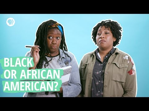 Are you 'Black' or 'African American?' | Say It Loud | PBS Digital Studios