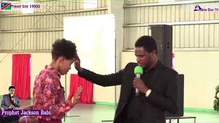 Prophet Jackson Babi (PJB) Live Stream