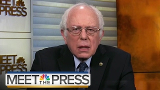 Bernie Sanders Full Interview: President Trump Is A