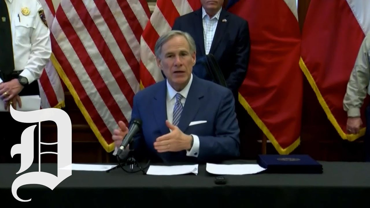 Gov. Abbott says Dallas convention center to get state's first pop-up hospital for coronavirus