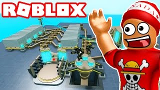 Roblox - AMAZING LUMBER TYCOON CREATOR GAME!! -Roblox Eclipsis 🎮
