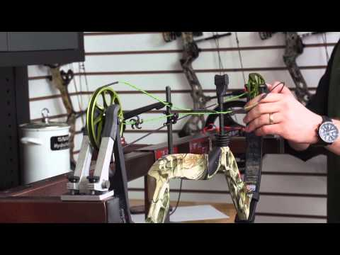 Changing Bow Strings & Cables