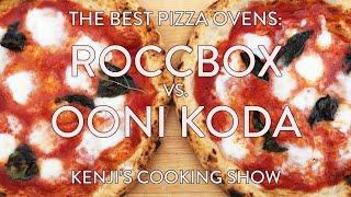 The Best Pizza Oven: Ooni Koda 16 vs. Roccbox