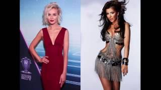 Похудевшие звезды до и после