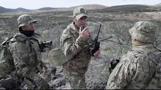 Armed citizens patrol the Arizona-Mexico border