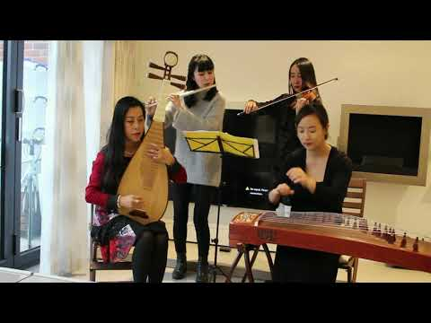 Strings and Bamboo UK - Traditional Chinese Music Ensemble  Based in London