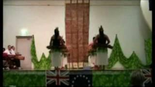 Rakahanga Henua Melbourne Maeva Nui 2010 Drum Dance