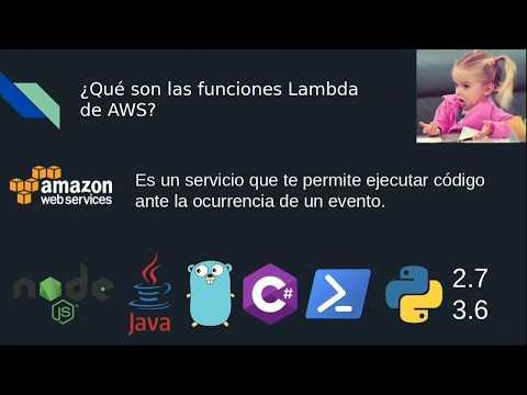 Image from Qué necesitás saber para usar Amazon Lambda con python