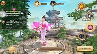 Age of Wushu Dynasty Gameplay (Emei) IOS / Android