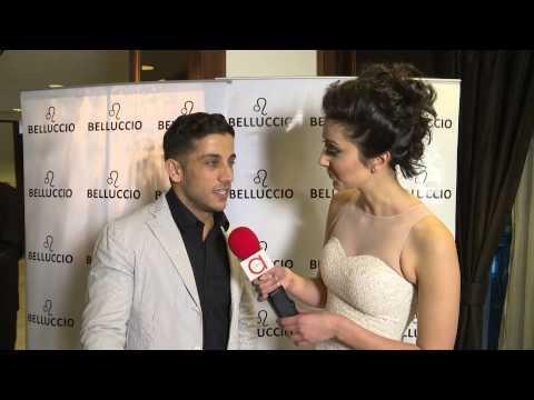 Firass Dirani Interviewed At The Belluccio Ball 2015