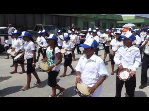 Marshall islands 2017 : Chorale défilant 1'18