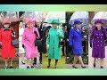 Queen Elizabeth  - The Umbrella Queen