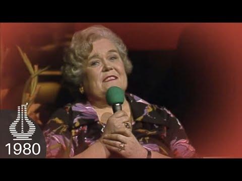 Kari Diesen live under Spellemannprisen 1980