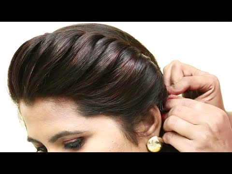 Very easy Hairstyle 2019 For Girls | Hair Style Girl | beautiful Hairstyle | Hairstyle For Long Hair thumbnail