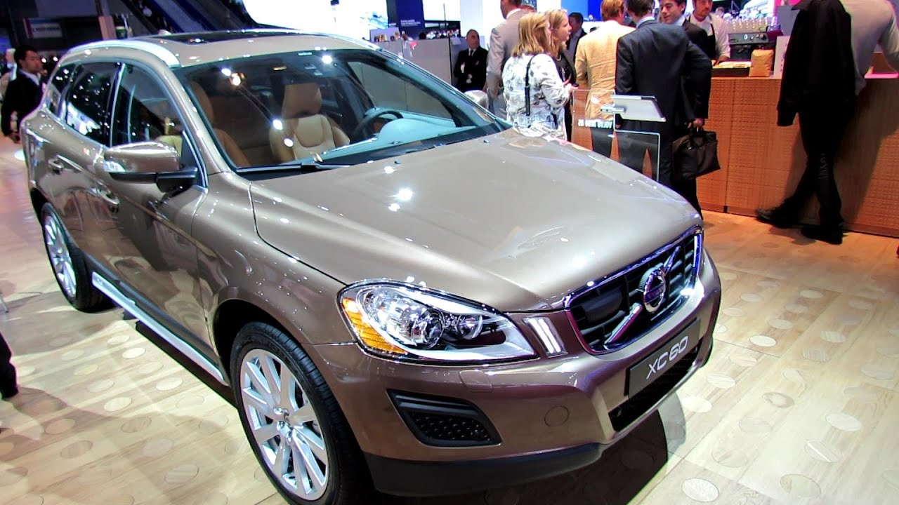 2013 Volvo Xc60 D5 Diesel Awd Exterior And Interior