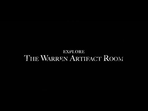 Annabelle Comes Home: The Warren Artifact Room - A 360 Experience