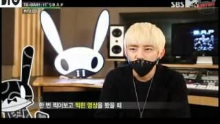 eng subs ta dah it s b a p episode 2 2 2