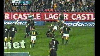 2000 Tri-Nations - South Africa v New Zealand (JoBurg)