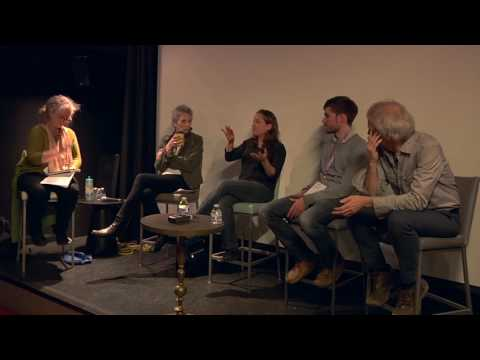 Film Co-ops and Collectives Panel at IFFBoston 2016