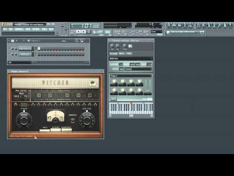 Pitcher Four - MIDI Pitch Control