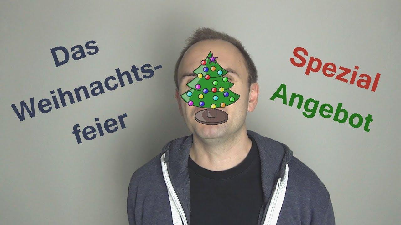 Angebot Weihnachtsfeier.Das Weihnachtsfeier Spezial Angebot