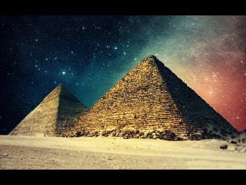 Tajemství egyptských pyramid 2/2