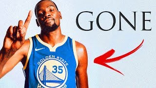 Kevin Durant is 100% Leaving....Here's Why
