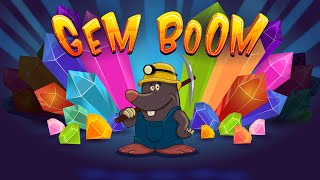 Gem Boom - Full Walkthrough