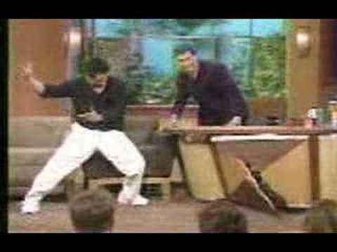 Jet Li  on Howie Mandel