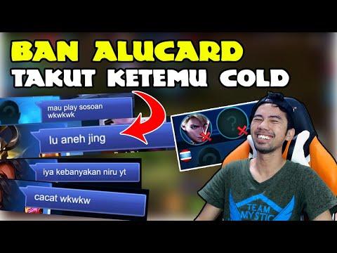 PRANK FANNY BAN ALUCARD PURA2 TAKUT KETEMU COLD