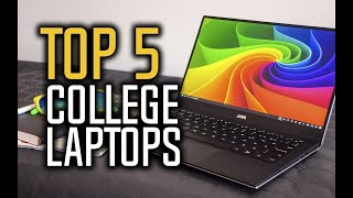 Best Laptops For College in 2018 - Which Is The Best Laptop For College Students? | 10BestOnes
