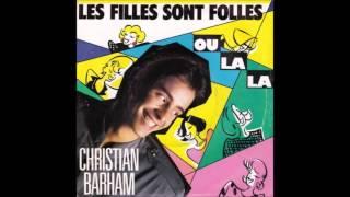 Christian Barham - Les filles sont folles (promo disco remix)