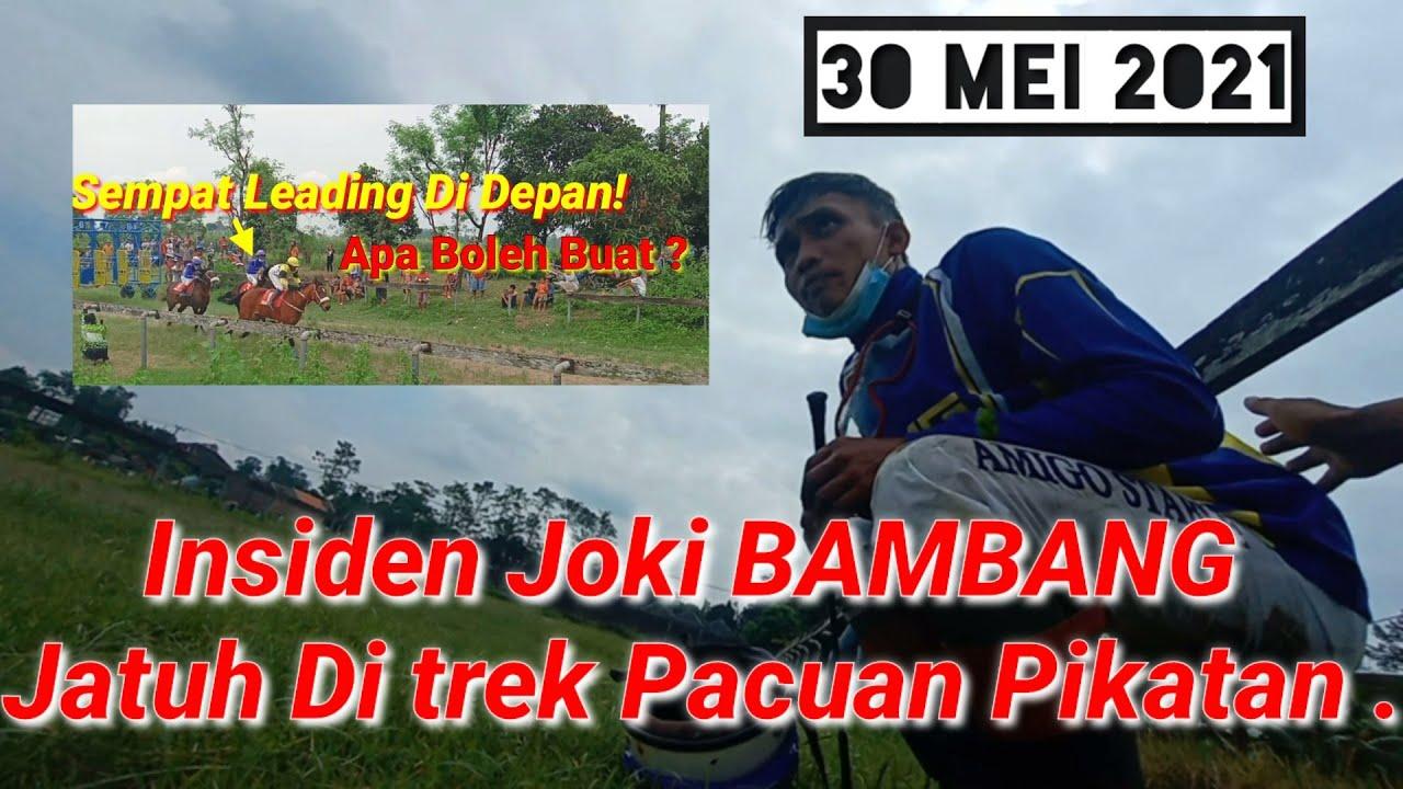 Insiden Latber Pacuan pikatan Blitar, Dengan Joki Bambang AMIGO STB.