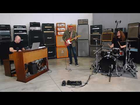 Live from the IK Amp Room: Koch Marshall Trio - Part 2