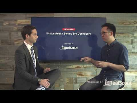 Opendoor CEO Eric Wu Responds to Questions About Growth ...