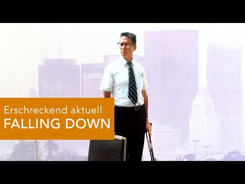 Erschreckend aktuell: FALLING DOWN mit Michael Douglas