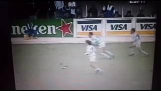 Pumas vs Australia 1997 Pablo Camerlinckx
