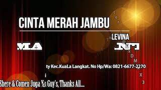Download KARAOKE XxDMxX CINTA MERAH JAMBU MIX