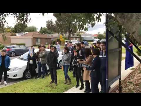 15/07/17 | Melbourne Real Estate Auctions | 86 Mowbray Drive Wantirna South 3152