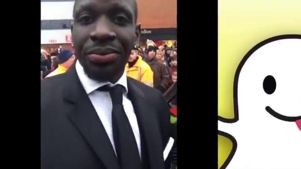 Suivez Mamadou Sakho sur...