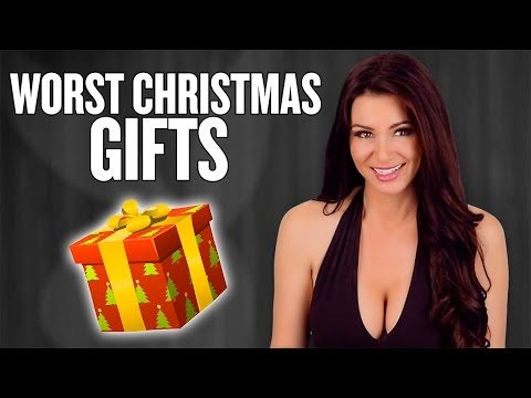 The Worst Gifts to Give a Woman for Christmas  The April Rose Files
