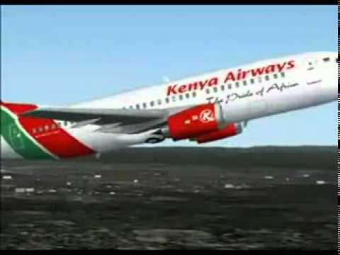 Kenya Airways theme song by Brian Mutuma.mpg